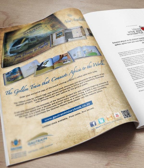 Award winning Print, Branding and Digital designers in Johannesburg